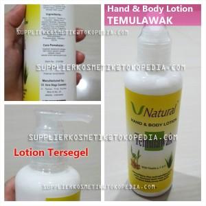 Lotion Temulawak Original Limited
