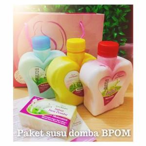 Paket Susu Domba New ORI ada BPOM Limited