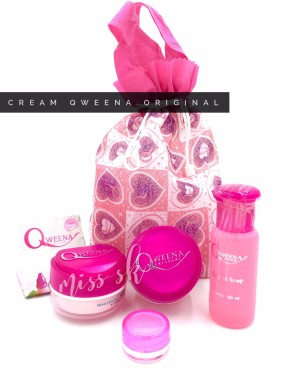 CREAM QWEENA NEW PACKING Limited