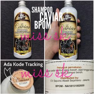 Caviar Shampoo (Shampo Kuda) Limited