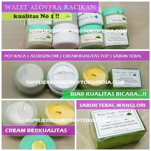 Cream Walet Aloevera Racikan Berkualitas