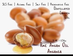 Pure Argan Oil Minyak Carrier Murni 10ML Murah