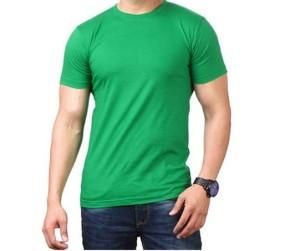 Kaos Polos Oneck Cotton Combed - Unisex Size L