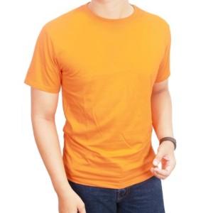 Kaos Polos Oneck Cotton Combed - Unisex Size XL