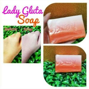 LADY GLUTA SOAP