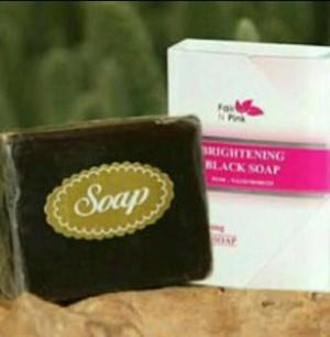 FAIR N PINK BRIGHTENING SOAP (BPOM)