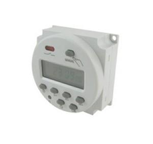 Timer 12v 12 v volt DC 16A 16 A ampere Pengatur Waktu Mini LCD Relay