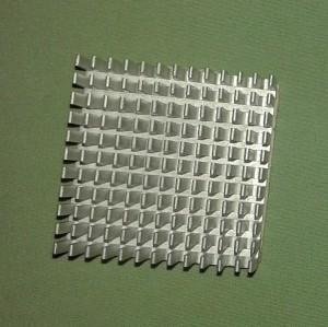 Heatsink Heat Sink 40x40x10 mm 40mm x 4cm 1cm Thermal Tape Pad Pelti