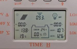 Solar Charge Controller 12v 12 v volt 10A 10 A Ampere MPPT M10