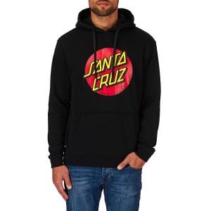 Jaket / Zipper / Hoodie / Sweater Santa Cruz - Hitam
