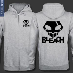 Jaket / Zipper / Hoodie / Sweater Bleach - Abu Misty