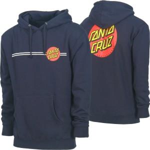 Jaket / Zipper / Hoodie / Sweater Santa Cruz - Navy