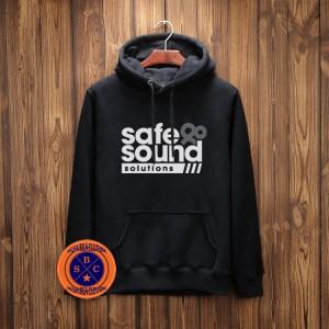 hoodie Safe And Sound 3 - salsabila Clothing