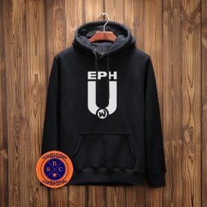 Hoodie Eph Wurd Eph U - salsabila Clothing