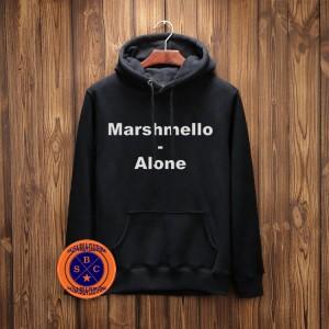 Hoodie Marshmello Alone 2 - Salsabila Clothing