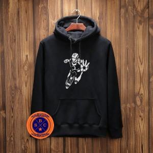 Hoodio Ironman - salsabila Clothing