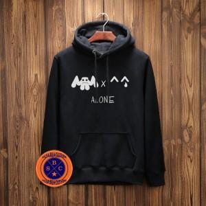 Hoodie Marshmello Alone - Salsabila Clothing