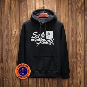 hoodie Safe And Sound 4 - salsabila Clothing