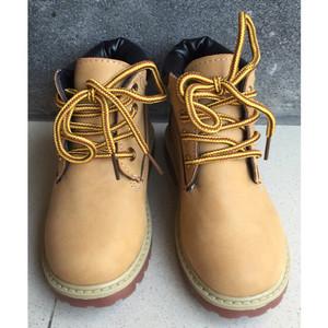 Sepatu anak boot coklat