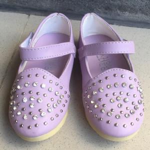 Sepatu anak Blink Purple