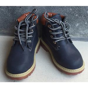 Sepatu anak boot Navy Blue