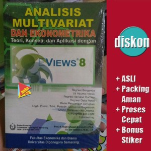 Analisis Multivariate dan Ekonemetrika dengan menggunak Limited