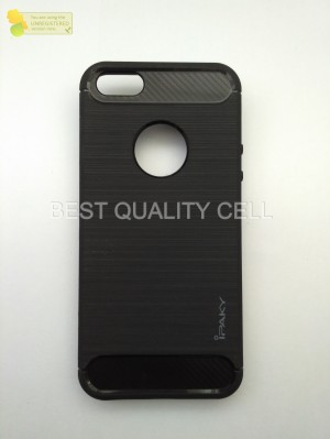 100% ORIGINAL Soft Case Iphone 5/5S Carbon + Bumper Neo Hybird