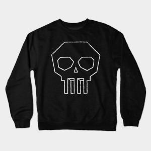 Sweater Impossibel Skull - DEALDO MERCH