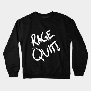 Sweater Rage Quit - DEALDO MERCH