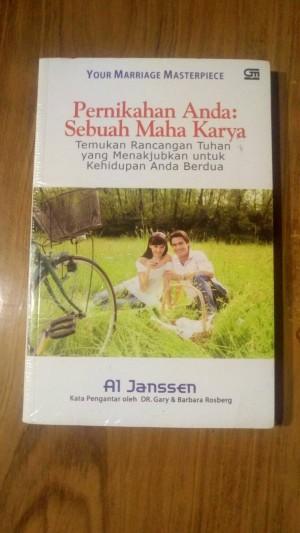 Pernikahan Anda,Sebuah Maha Karya