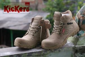 Sepatu Boots Pria Kickers