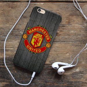 Manchester United Kayu Custom Case Xiaomi Note 3 Pro iPhone Samsung