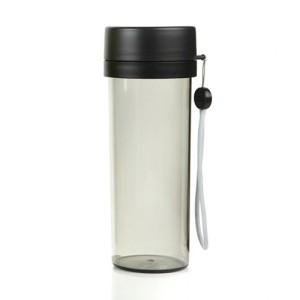 Xiaomi Eco Friendly Space Portable Cup - Transparan/Hitam