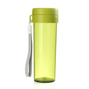 Xiaomi Eco Friendly Space Portable Cup - Transparan/Hijau