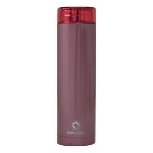 Lock&Lock LHC140B Sparkle Vacuum Bottle 300ml - Pink