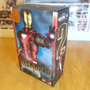 IRON MAN 2 mark 6 VI exclusive limited edition shanghai hot toys
