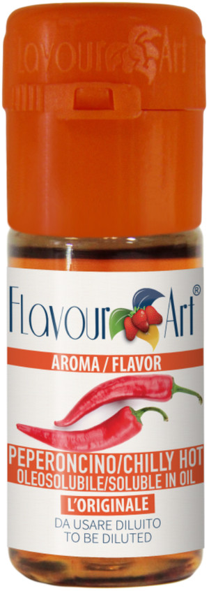 Flavour Art (FA) 1oz - Chilly Hot flavor OIL SOLUBLE (Essence for Diy