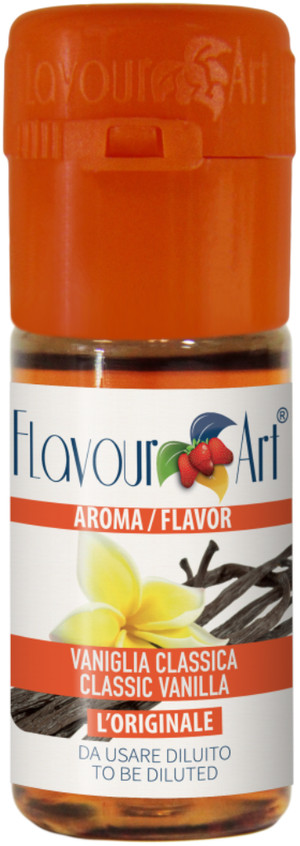 Flavour Art (FA) 1oz - Madagascar flavor (Vanilla Classic) (Essence fo