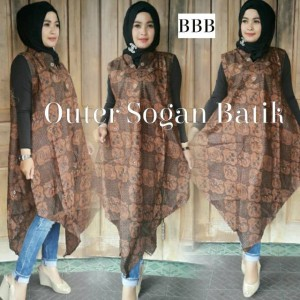 Outer Batik Sogan