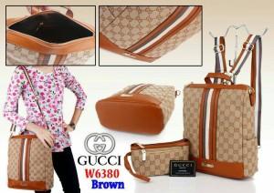 Bag Ransel Gucci 6380