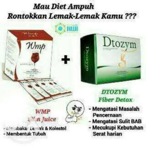 Paket Wmp+Dtozym original hwi