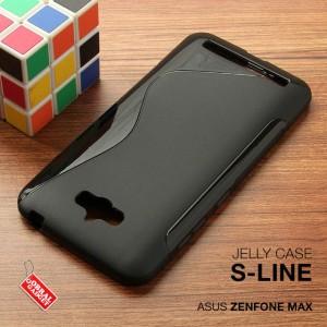 Asus Zenfone Max Soft Gel Jelly Silicon Silikon TPU bumper kondom kuat