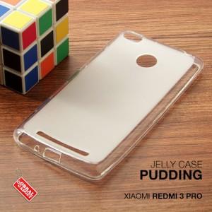 Xiaomi Redmi 3 Pro Soft Jelly Gel Silicon Silikon TPU bumper kondom