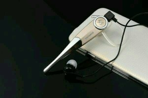 Headset Bluetooth Samsung S5 Earphone Handsfree Universal