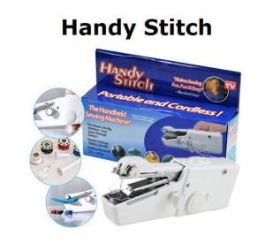 Mesin Jahit Tangan Handy Stitch Portable Handheld Sewing Machine