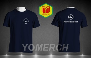 Baju / Kaos MARCEDES BENZ simple keren (Must Buy) YOMERCH
