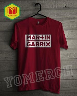 Baju / Kaos DJ MARTIN GARRIX simple keren (Must Buy) YOMERCH
