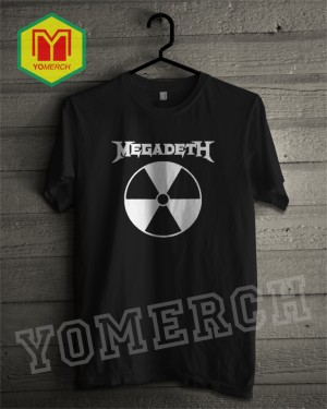 Baju / Kaos MAGADECH / MEGADECH simple keren (Must Buy) YOMERCH