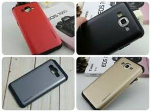 Samsung Galaxy J7 Prime Casing Case Cover Bumper Hard Softcase Spigen