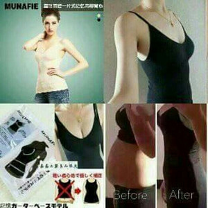 MUNAFIE Body Shaping / Baju Munafie Japan ..